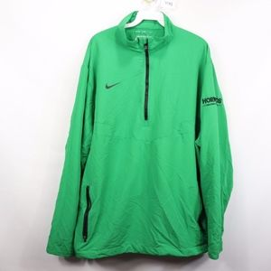 Nike Golf Hornitos Tequila Half Zip Jacket Green